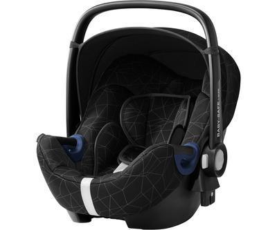 Autosedačka BRITAX RÖMER Baby-Safe2 i-Size Premium Line 2021, crystal black - 1