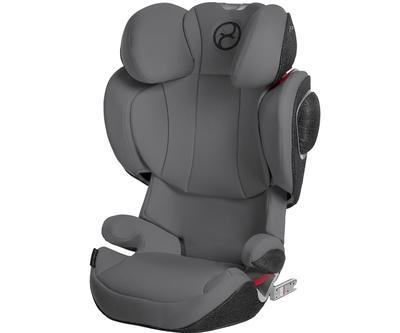 Autosedačka CYBEX Solution Z-fix Platinum Line 2019 + DÁREK, manhattan grey - 1