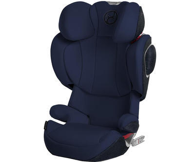 Autosedačka CYBEX Solution Z-fix Platinum Line 2019 + DÁREK, midnight blue - 1