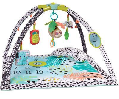Hrací deka s hrazdou INFANTINO 4v1 Twist & Fold 2020 - 1