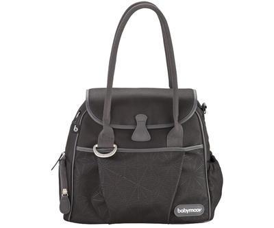 Přebalovací taška BABYMOOV Style Bag 2021, dotwork - 1