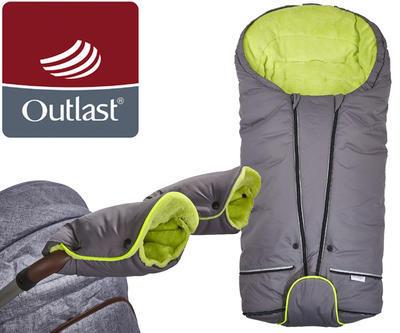 Set LITTLE ANGEL Svítící Fusak Exclusive Outlast a rukavice 2020 - 1