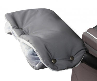 Rukávník EMITEX Premium 2020, šedý
