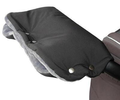 Rukávník EMITEX Premium 2020, černý + šedý