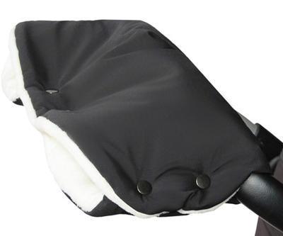 Rukávník EMITEX Premium 2020, černý + krémový