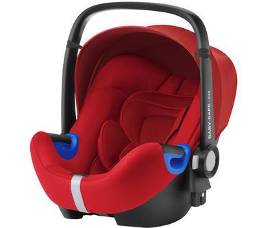 Autosedačka BRITAX RÖMER Baby-Safe i-Size Premium Line 2018, flame red - 1