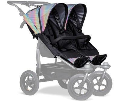 Sportovní sedačka TFK Stroller Seats Duo 2021, glow in the dark - 1