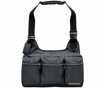 Přebalovací taška KOELSTRA BuddyBag 2016, Grau - 1