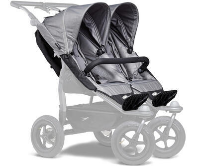Sportovní sedačka TFK Stroller Seats Duo 2021, grey - 1