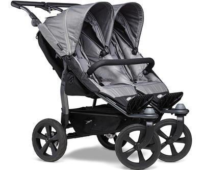 Kočárek TFK Duo stroller Air Chamber Wheel 2021 - 1