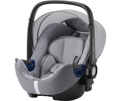 Autosedačka BRITAX RÖMER Baby-Safe2 i-Size Premium Line 2021, grey marble - 1