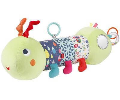 Color Friends BABY FEHN Plyšová hračka housenka 2021 - 1