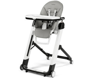 Jídelní židlička PEG PÉREGO Siesta Follow Me 2021 + DÁREK, ice - 1
