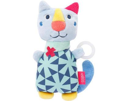 Color Friends BABY FEHN Plyšová hračka 2021, kočka - 1