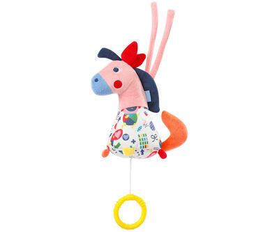 Color Friends BABY FEHN Malá hudební hračka 2021, hrací koník - 1
