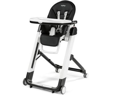 Jídelní židlička PEG PÉREGO Siesta Follow Me 2021 + DÁREK, licorice - 1