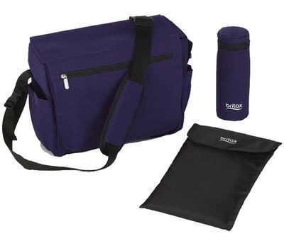 Přebalovací taška BRITAX RÖMER 2018, mineral purple