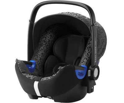 Autosedačka BRITAX RÖMER Baby-Safe i-Size Premium Line 2018, mystic black - 1