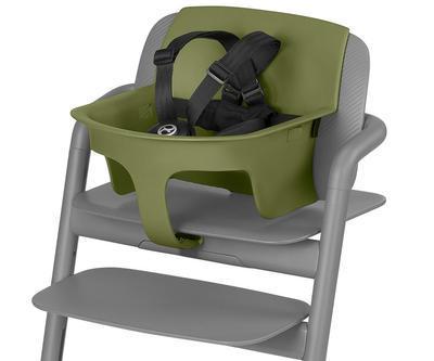 Baby Set CYBEX Lemo 2020, outback green - 1