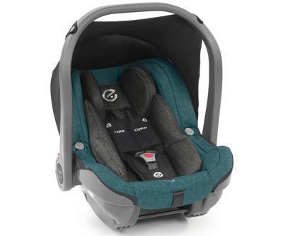 Autosedačka BABYSTYLE Capsule Infant i-Size 2021, peacock - 1