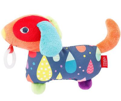Color Friends BABY FEHN Plyšová hračka 2021, pejsek - 1