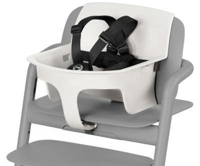 Baby Set CYBEX Lemo 2020, porcelaine white - 1