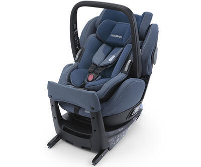 Autosedačka RECARO Salia Elite 2021, prime sky blue - 1