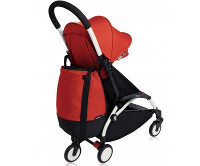 Pojízdná taška BABYZEN YOYO+, red - 1