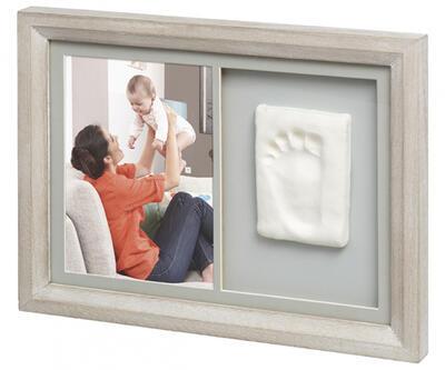 Dřevěný rámeček BABY ART Tiny Touch 2021 - 1