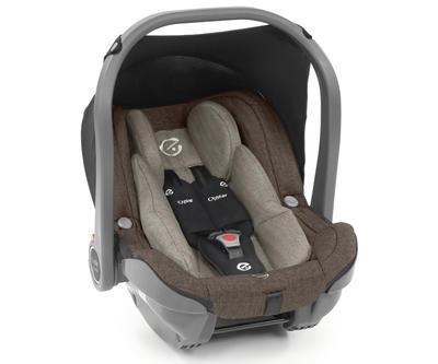 Autosedačka BABYSTYLE Capsule Infant i-Size 2021, truffle - 1