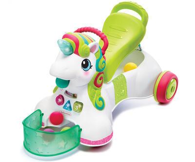Odrážedlo INFANTINO 3v1 Jednorožec Unicorn 2020 - 1