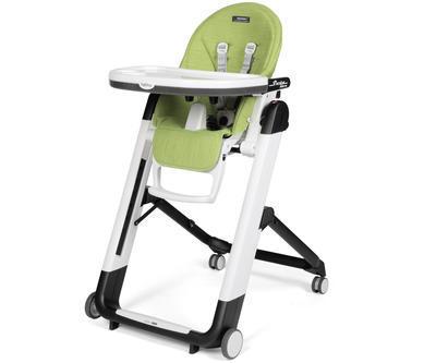 Jídelní židlička PEG PÉREGO Siesta Follow Me 2021 + DÁREK, wonder green - 1