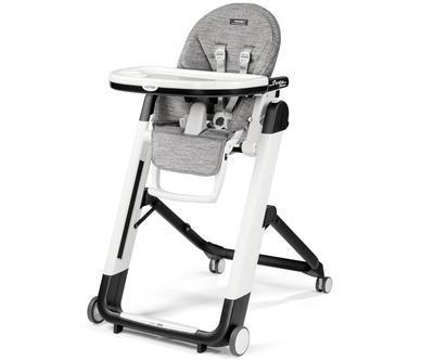 Jídelní židlička PEG PÉREGO Siesta Follow Me 2021 + DÁREK, wonder grey - 1