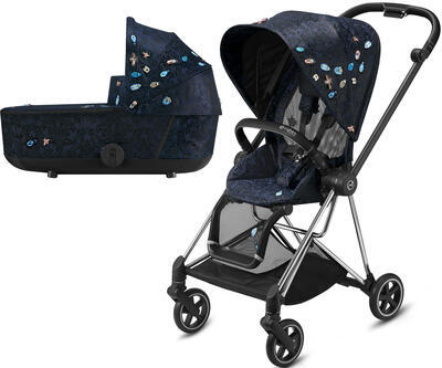 Kočárek CYBEX Mios Seat Pack Fashion Jewels of Nature 2021 včetně korby - 1