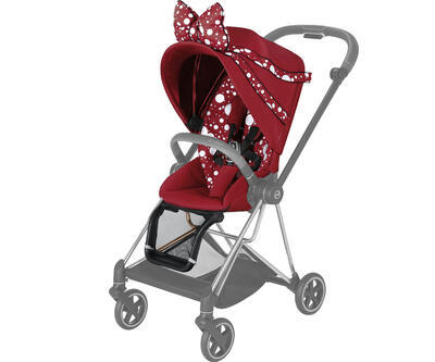 CYBEX by Jeremy Scott Mios Seat Pack Petticoat Red2021 - 1