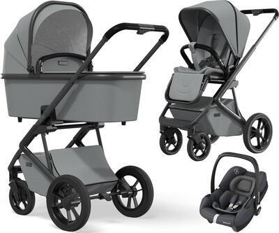 Kočárek MOON Style 2021 včetně MAXI-COSI Tinca - 1