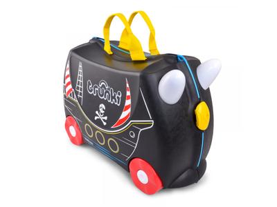 Kufřík + odrážedlo  TRUNKI 2020, pirát Pedro - 1