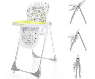 Jídelní židlička ZOPA Monti 2021, animals - 1