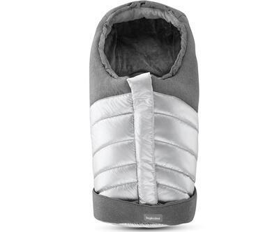 INGLESINA Fusak Newborn Winter Muff 2020 pro vaničku a autosedačku, cybex-silver - 1