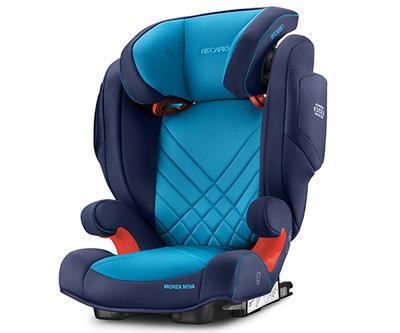 Autosedačka RECARO Monza Nova2 SeatFix 2020, xenon blue - 1