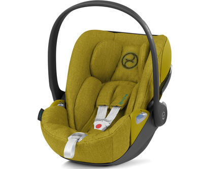 Autosedačka CYBEX Cloud Z i-Size PLUS Platinum Line 2021, mustard yellow - 1