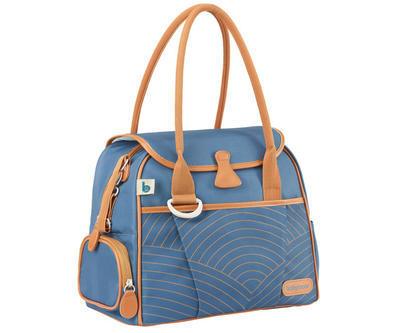 Přebalovací taška BABYMOOV Style Bag 2021, navy - 1