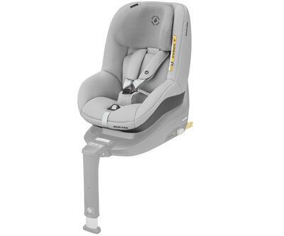 Autosedačka MAXI-COSI Pearl Smart i-Size 2020, authentic grey - 1