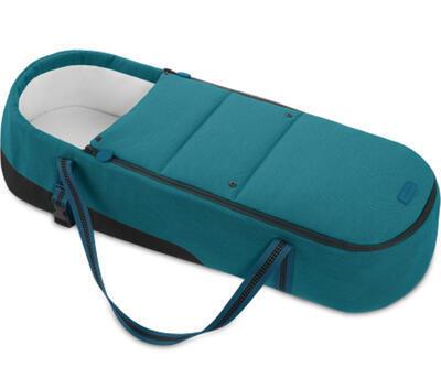 Vložná taška CYBEX Cocoon S 2021, river blue