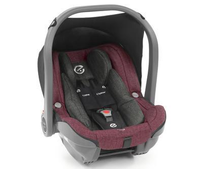 Autosedačka BABYSTYLE Capsule Infant i-Size 2021, berry - 1