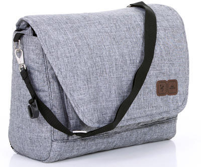 Taška na pleny ABC DESIGN Fashion 2019, graphite grey - 1