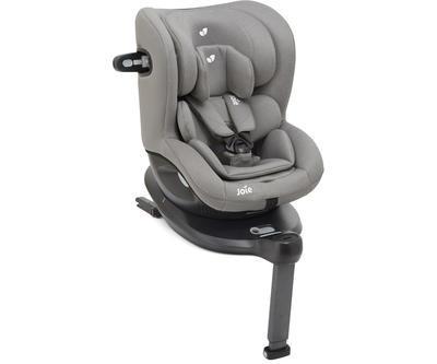 Autosedačka JOIE i-Spin 360 2021, grey flannel - 1