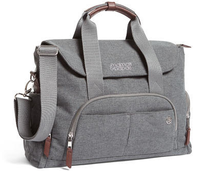 Přebalovací taška MAMAS & PAPAS Bowling 2020, grey mist - 1