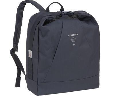 Taška na rukojeť LÄSSIG Green Label Ocean Backpack 2021, navy - 1