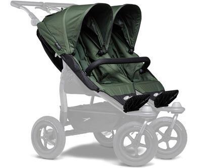 Sportovní sedačka TFK Stroller Seats Duo 2021, oliv - 1